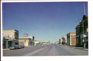 Broadway Avenue, Yorkton Saskatchewan, Downtown,