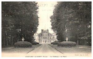 Fontaine la Soret ( Eure ) Le Chateau Le Parc
