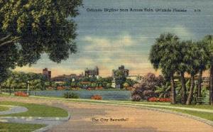 Skyline Orlando FL Unused