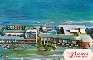 Florida Miami Beach The Dunes Hotel With Pool