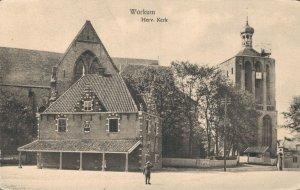 Netherlands Workum Hervormde Kerk 03.22
