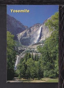Yosemite Falls,Yosemite,CA Postcard BIN