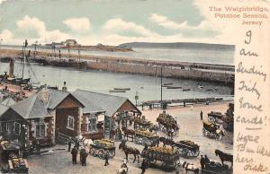 Jersey, Potatoe Season, The Weighbridge, Carriages Commerce, Ships, Boats