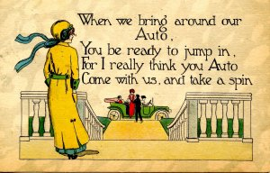 Humor - You Auto Come With Us