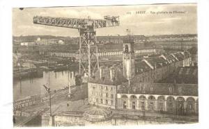 Brest, Vue generale de l'Arsenal, Finistere, France, 00-10s