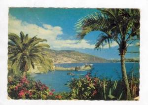 Eastern view on Funchal, MADEIRA PU 1966