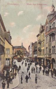 Germany Pforzheim Westliche Karl Friedrichstrasse