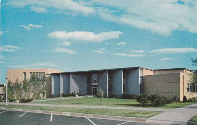The Fine Arts Building, Bob Jones University, Greenville, South Carolina, 40-60s