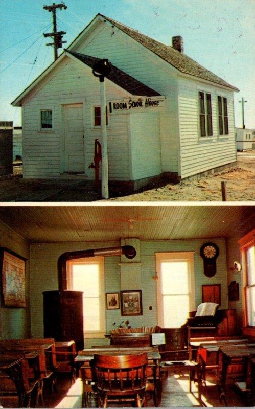 South Dakota Murdo 1908 School House