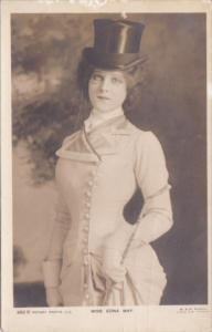 Miss Edna May Real Photo