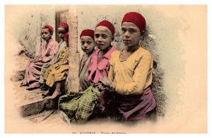 Algeria  Algerian Children