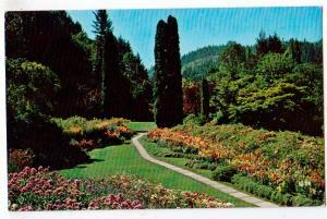 Sunken Garden, Victoria, BC