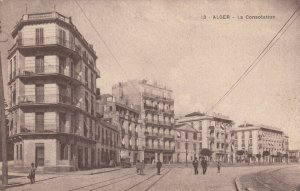 ALGER , 00-10s ; La Consolation