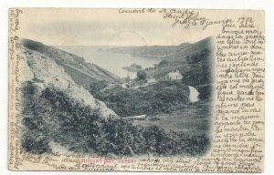 JERSEY, United Kingdom, PU-1903; Bouley Bay