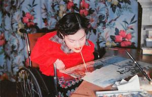 Mouth Artist Nyla Thompson Unused