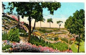 Pennsylvania Lancaster Barrose Terrace
