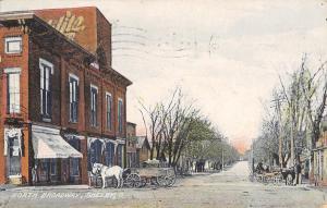 Shelby OH Clyde Rye Whiskey Sign~Dentist~Ice Cream & Soda Shop~Horse & Wagon '10