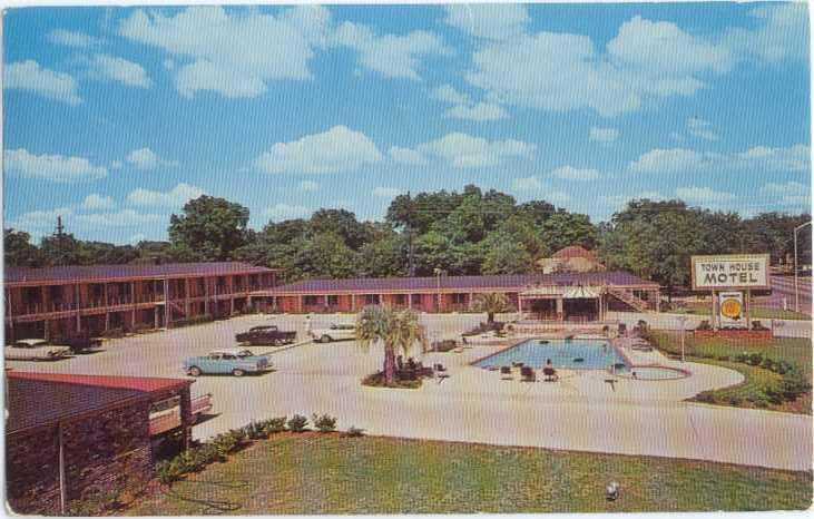 Town House Motel Albany Georgia GA