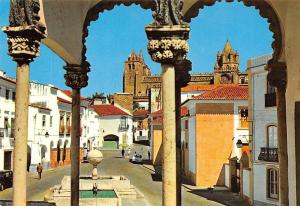 Portugal Evora Moura's Gates and Cathedral, Portes, Puertas