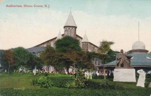 New Jersey Ocean Grove Auditorium 1909