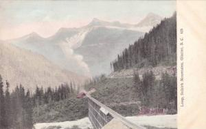 Loop, Selkirk Mountains, Glacier, British Columbia, 00-10s
