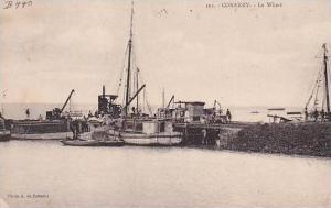 Guinea Conakry Le Wharf