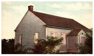 Rhode Island  North Scituate , Old Quaker Meeting House