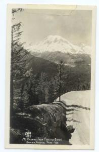 RP Mt. Rainier From Cowlitz Divide Rainier National Park Washington Ellis #397