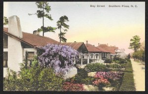 May Street Houses Southern Pines North Carolina Used c1930s