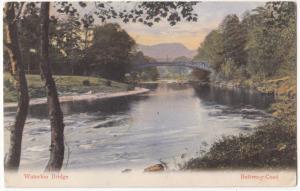 UK, Waterloo Bridge, Bettws-y-Coed, used Postcard