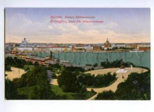 146415 Finland HELSINKI View from Observatory Hill Vintage PC