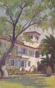 Avenida de las Palmas , Agua Caliente , Mexico , 1929
