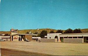 New Mexico White's City Pueblo Motel