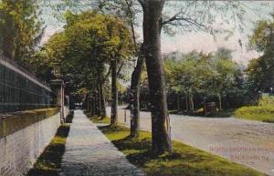 Illinois Waukegan North Sheridan Road 1908