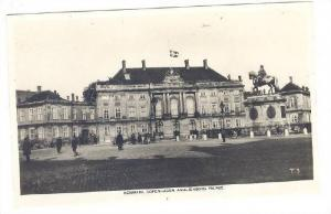 RP, Amalienborg Palace, Copenhagen, Denmark, 1920-1940s