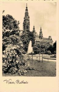 Austria Wien Rathaus 02.92
