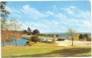Dam at Lake Maury on James River North of Newport New VA
