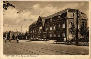 CPA GRONINGEN R.K. Ziekenhuis Helpman NETHERLANDS (604198)