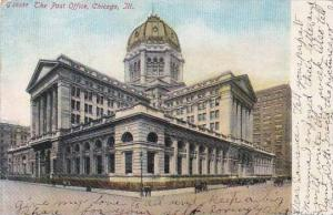 Illinois Chicago The Post Office 1907