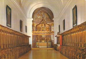 Spain Tordesillas Choir Monastery Of Saint Clara