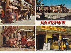Canada Multi View Gastown Vancouver British Columbia