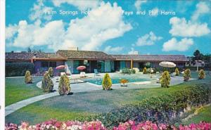 California Palm Springs Home Of Alice Faye and Phil Harris