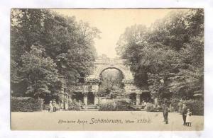 Romische Ruine Schönbrunn, Wien XIII, Vienna, Austria, 1900-1910s