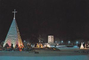 Simcoe's Christmas Panorama, Ontario , Canada , 60-80s #3