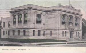 Illinois Springfield Lincolns Library