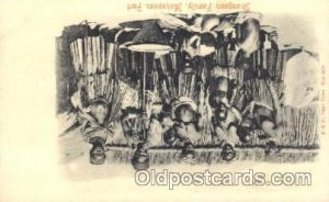 Shangaan Family, Makapans Port African Nude Unused light tab marks from being...
