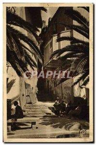 Postcard Old Calvi vision & # 39Orient