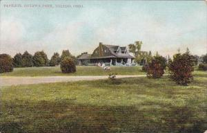 Ohio Toledo Pavilion Ottawa Park