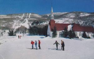 Mont Tremblant, Quebec, Canada, 1940-1960s