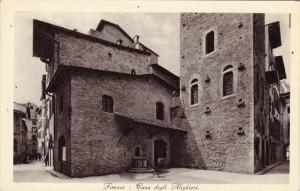Casa Degli Alighieri, FIRENZE (Tuscany), Italy, 1910-1920s